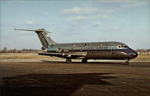 Eastern Airlines: Douglas DC-9-14 Aircraft