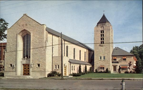 St. Francis De Sales Catholic Church Manistique Michigan