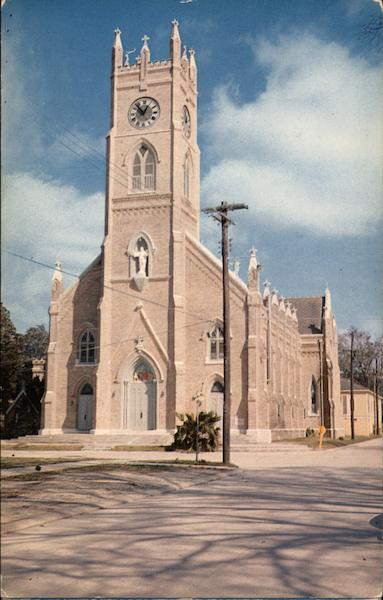 Sacred Heart Catholic Church Morgan City Louisiana