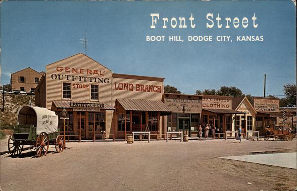 New Restaurants In Dodge City Kansas