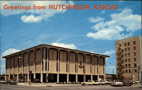 Hutchinson National Bank and Trust Company Kansas