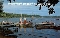Streeter's Resort on Gun Lake