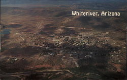 Aerial View of Whitewater Postcard