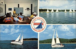 Austrian Sailing School on Greers Ferry Lake