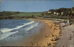 Langland Bay, Gower Peninsula