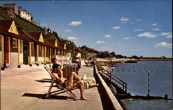 The Promenade at Dovercourt
