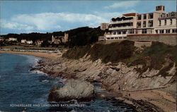 Rotherslade and Langland Bays