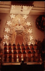 Our Lady of La Salette - Christmas Illumination