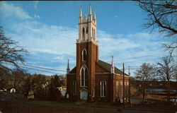 Second Congregational Church, Built in 1848