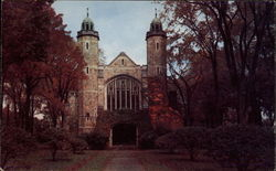 The Chapel, Bates College