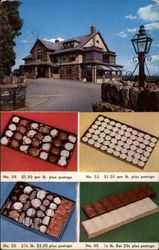 The Hebert Candy Mansion and Candies