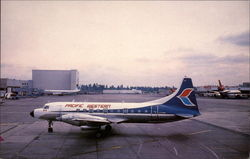 Pacific Western Airlines - Convair CV-640