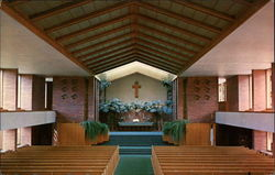 First Methodist Church - Interior View of the Chapel