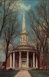 Dunning Memorial Chapel Postcard