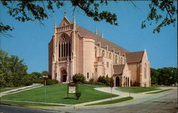 St. Marks Episcopal Church Postcard