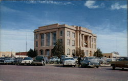 Scurry County Court House