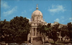 The McLennan County Courthouse