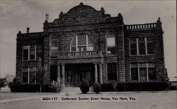 Culberson County Court House