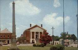 Edgefield County Court House