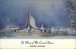St. Mary of Mt. Carmel Shrine
