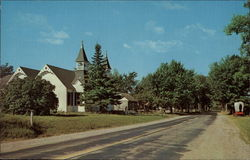 Hubbard Phelps Memorial Chapel