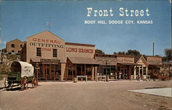Front Street Replica, Boot Hill