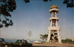 A Tower at Seaside