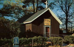 Replica of First Log Church