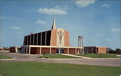 Our Savior's Lutheran Church Postcard
