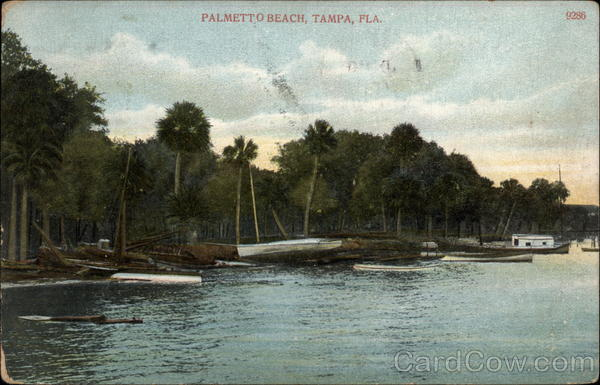 Palmetto Beach Tampa Florida