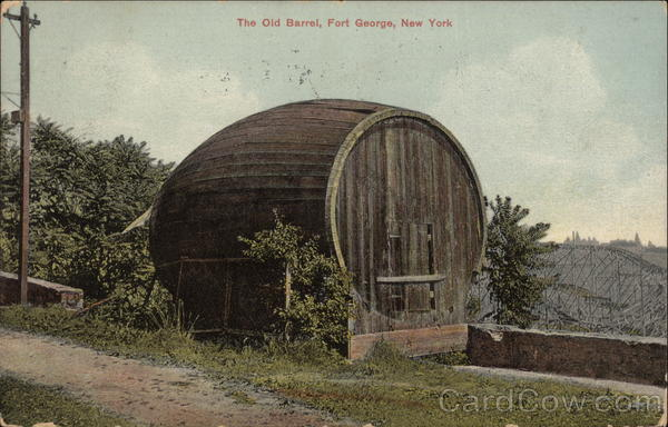 The Old Barrel Fort George New York