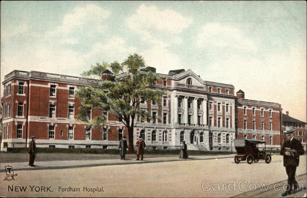 Fordham Hospital New York
