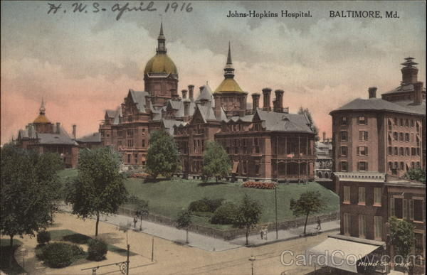 Johns-Hopkins Hospital Baltimore Maryland