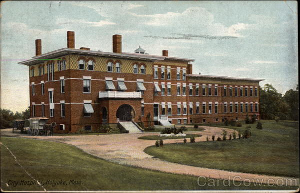 City Hospital Holyoke Massachusetts