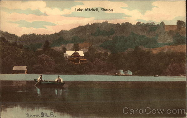 Lake Mitchell Sharon Vermont