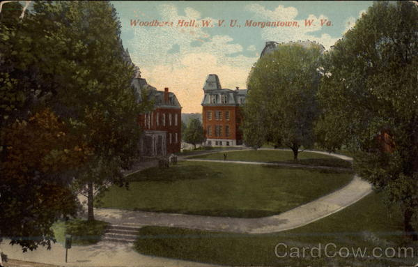 Woodburn Hall, West Virginia University Morgantown