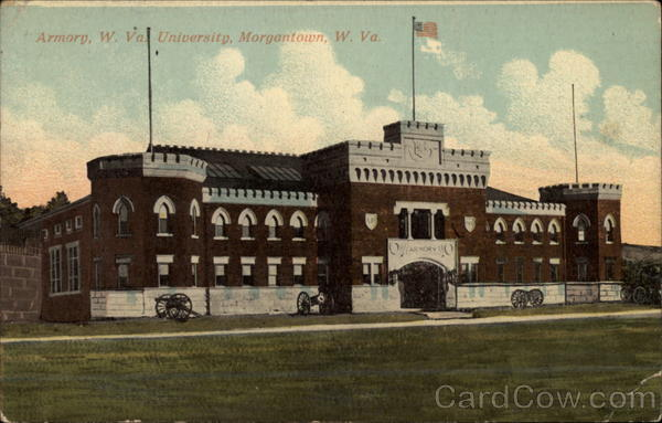 Armory, W. Va. University Morgantown West Virginia