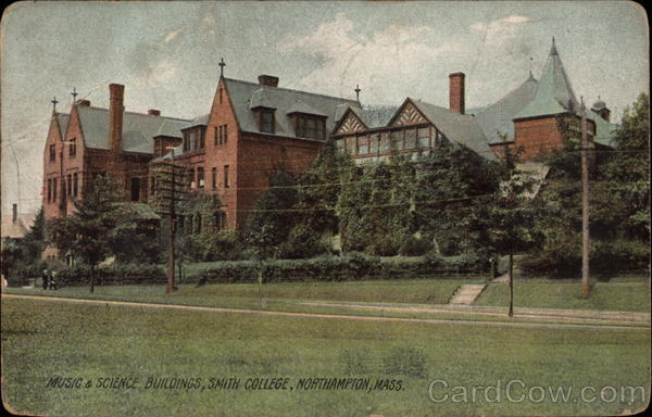 Music & Science Buildings, Smith College Northampton Massachusetts
