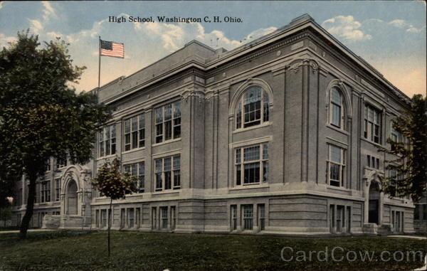 High School Washington Ohio