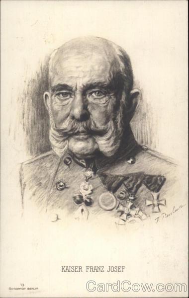 Kaiser Franz Josef Political