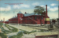 American Locomotive Co's. Works