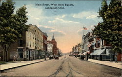 Main Street, West from Square