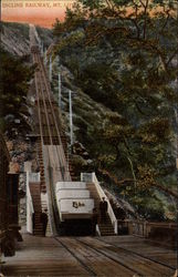 Incline Railway, Mt. Lowe