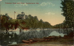 Potomac Club and River