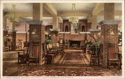 Salon, Arlington Hotel
