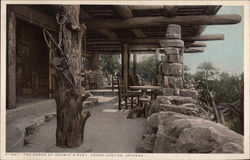 The Porchb at Hermit's Rest