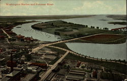 Washington Harbor and Potomic River