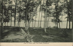 View of Lake From Camp Irondequoit