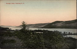 Otsego Lake, Looking Northeast
