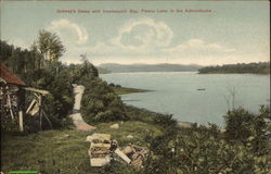 Judway's Camp and Irondequoit Bay, Piseco Lake